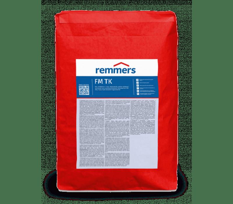 Remmers FM TK / FM TK PH | Trass-Kalk-Fugenmörtel M5 - 25kg
