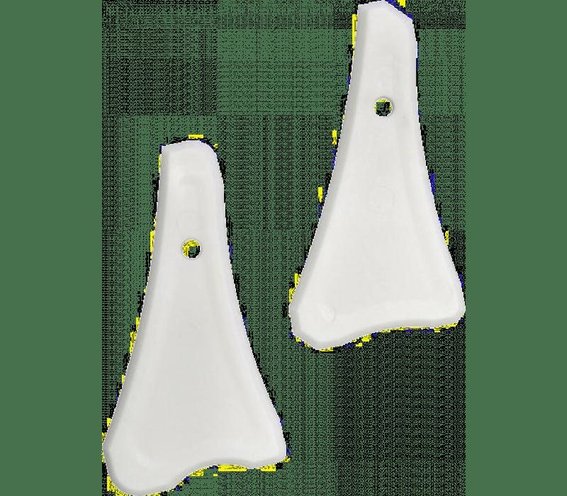 Fugenspachtel-Set, elastisch (2 Stück)