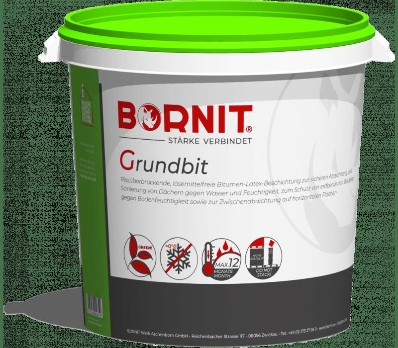BORNIT Grundbit - lösemittelfreier Bitumenvoranstrich