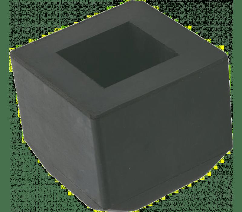 Gummiaufsatz für Fäustel, 1250g