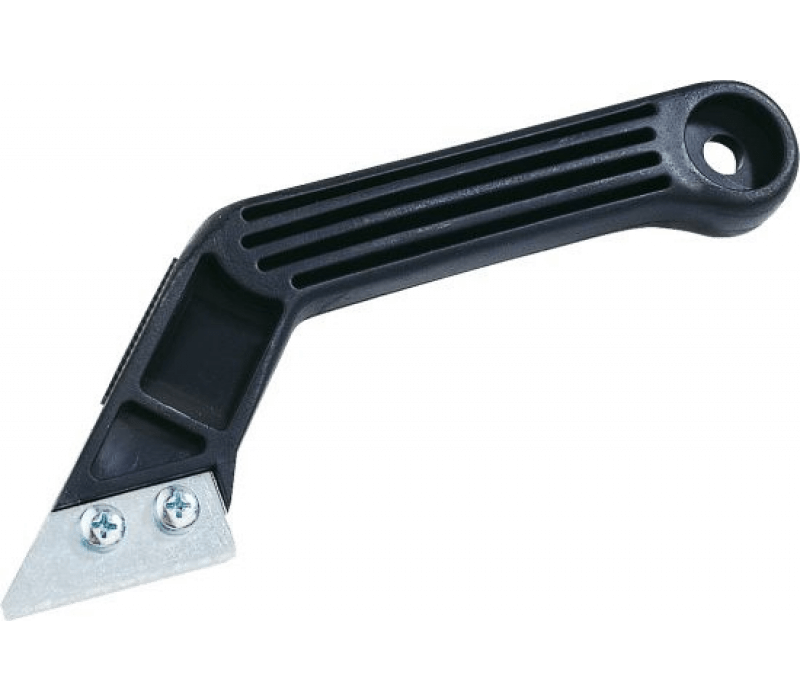 Hartmetall-Fugenreiniger, 215mm - mit 2 Klingen