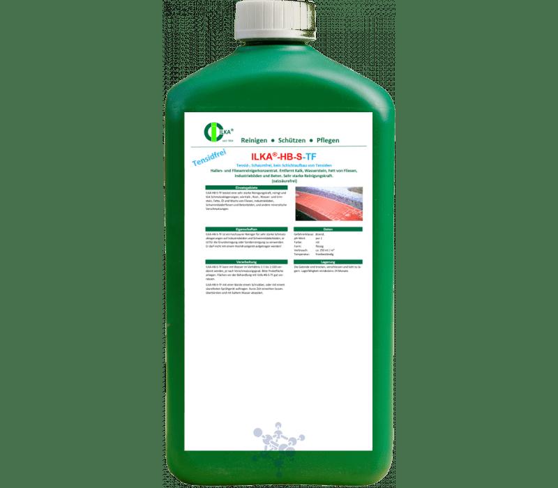 ILKA - HB-S TF   Tensidfreies Reinigungskonzentrat