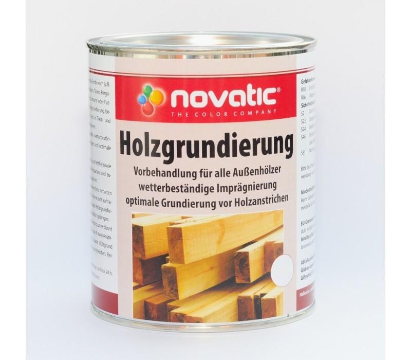 novatic Holzgrundierung KD58 - farblos