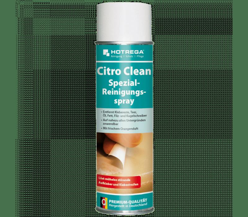HOTREGA Citro Clean - Spezial-Reinigungsspray, 500ml