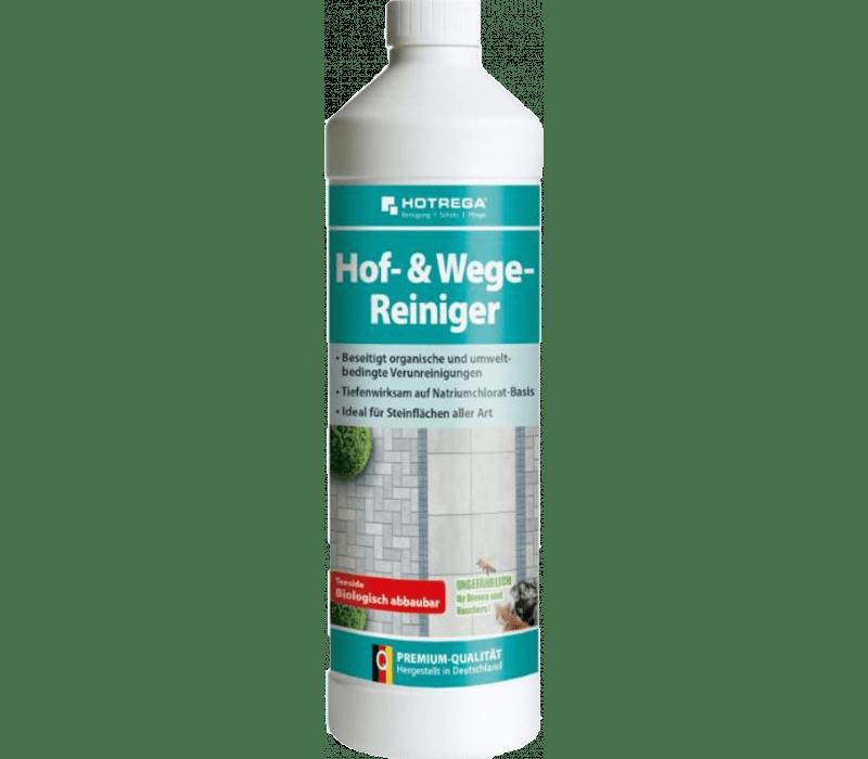HOTREGA Hof- & Wegereiniger - 1ltr