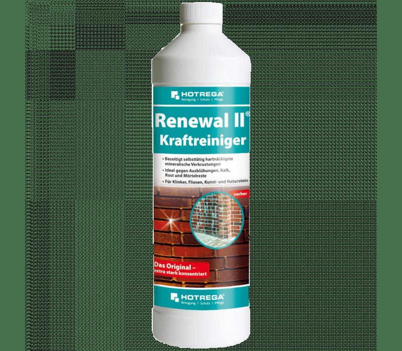 HOTREGA Renewal II   Kraftreiniger - 1 ltr