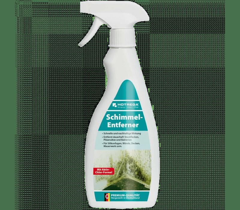 HOTREGA Schimmel-Entferner - chlorhaltig, 500ml
