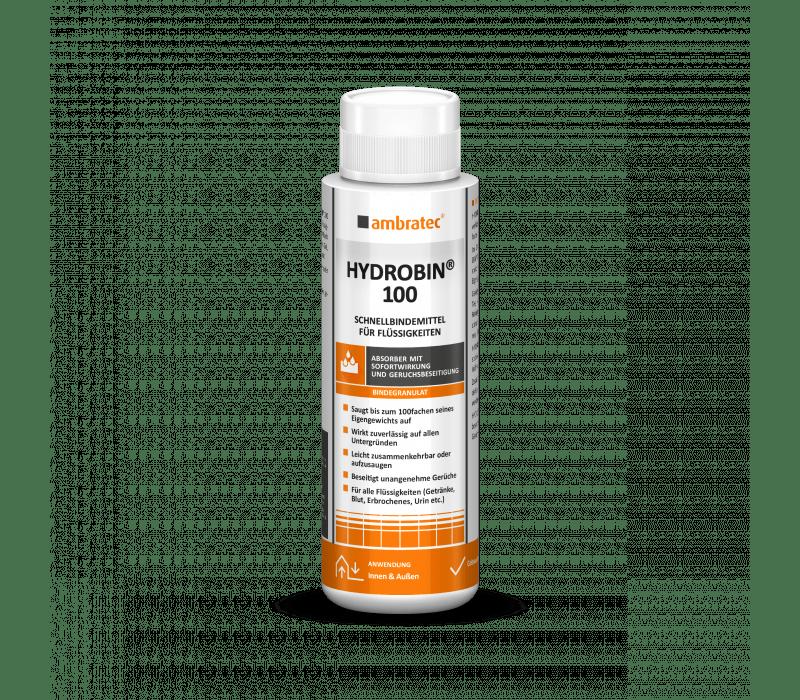 ambratec Hydrobin® 100 | Schnellbindemittel für Flüssigkeiten - 400 g