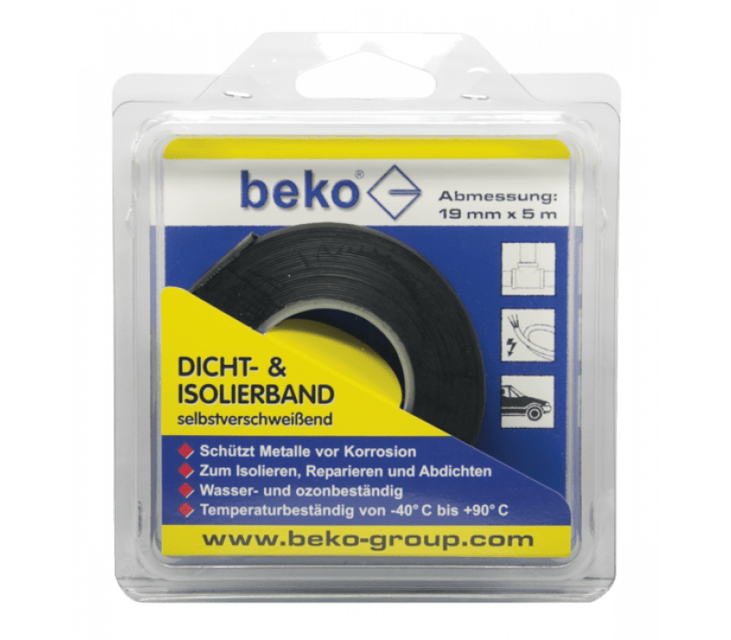 beko Dicht & Isolierband, 19mm x 5m
