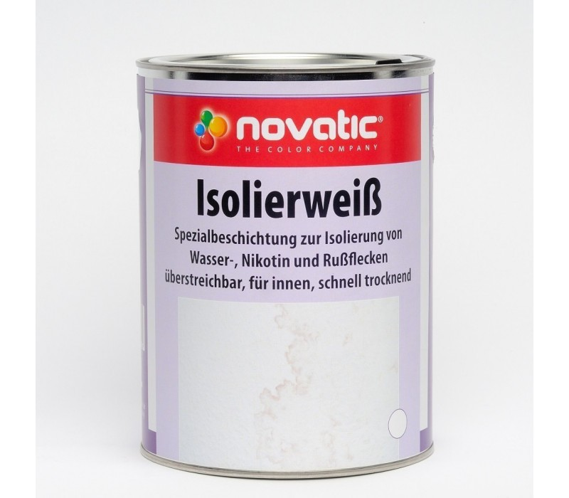 novatic Isolierweiß KG13 - Isolierfarbe