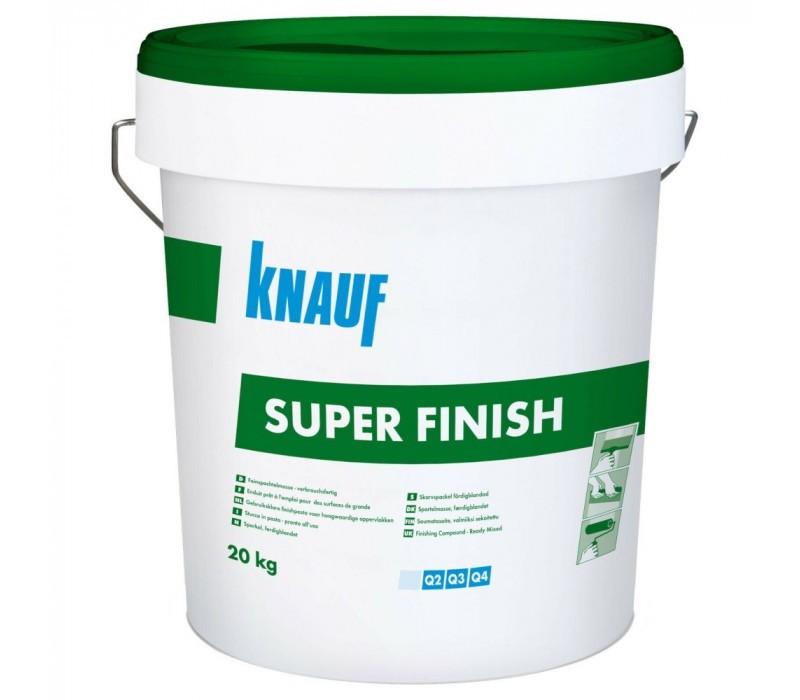Knauf Superfinish - gebrauchsfertige Feinspachtelmasse, 20kg