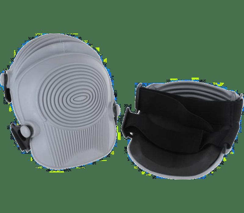 Komfort-Knieschoner grau, 1 Paar, Stufe 1