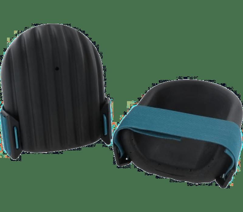 Knieschoner Schalenform schwarz, 1 Paar, Stufe 2
