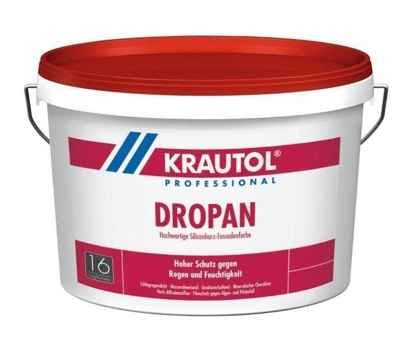 KRAUTOL DROPAN   Siliconharz-Fassadenfarbe