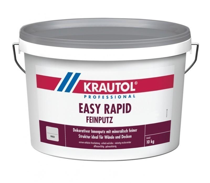 KRAUTOL EASY RAPID   Feinputz - weiß - 10kg