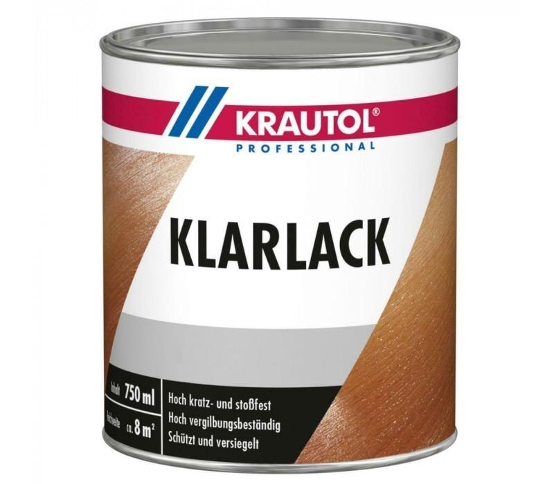 KRAUTOL KLARLACK | farblos - 750ml