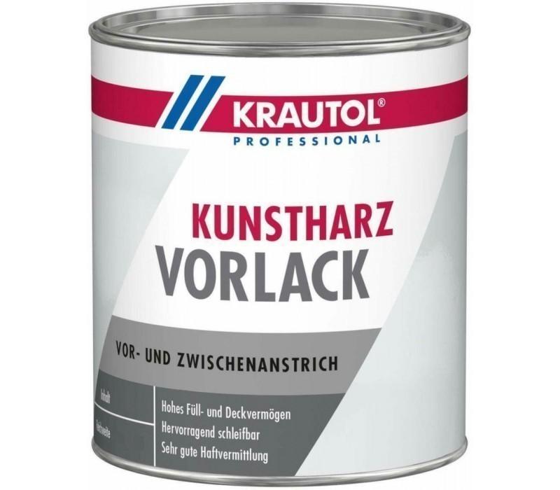 KRAUTOL KUNSTHARZ VORLACK | weiß