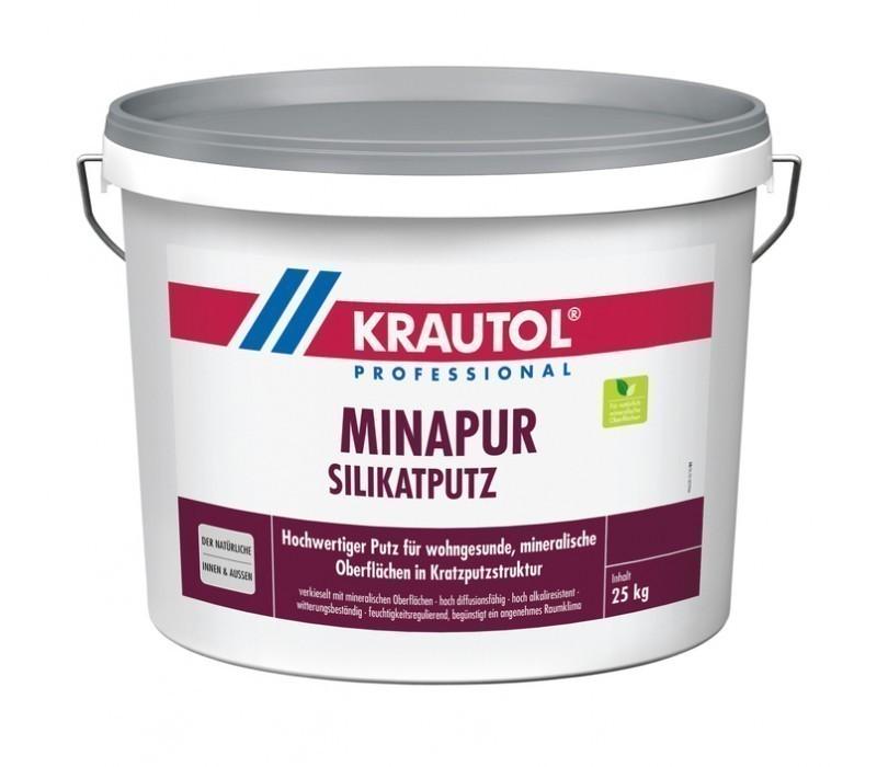 KRAUTOL MINAPUR | Silikatputz - weiß - 25kg