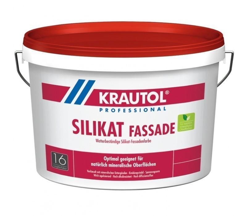 KRAUTOL SILIKAT FASSADE | Silikat-Fassadenfarbe