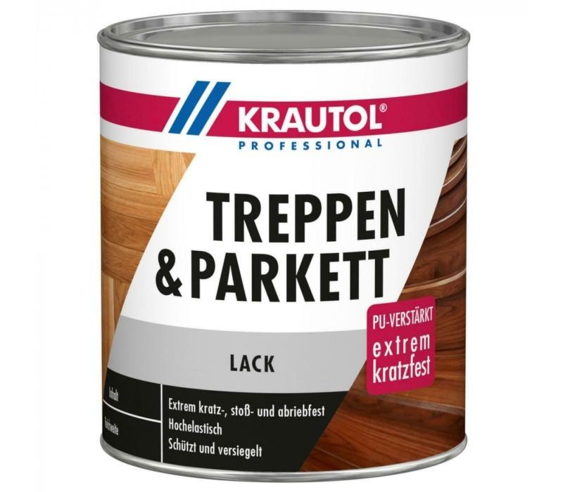 KRAUTOL TREPPEN- & PARKETTLACK   farblos