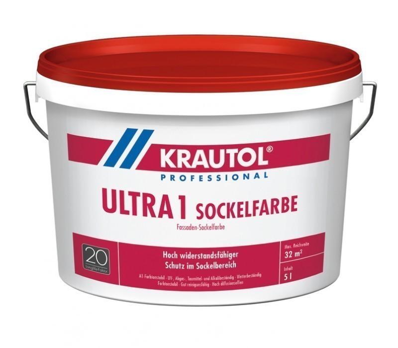 KRAUTOL ULTRA1 SOCKELFARBE - 5ltr