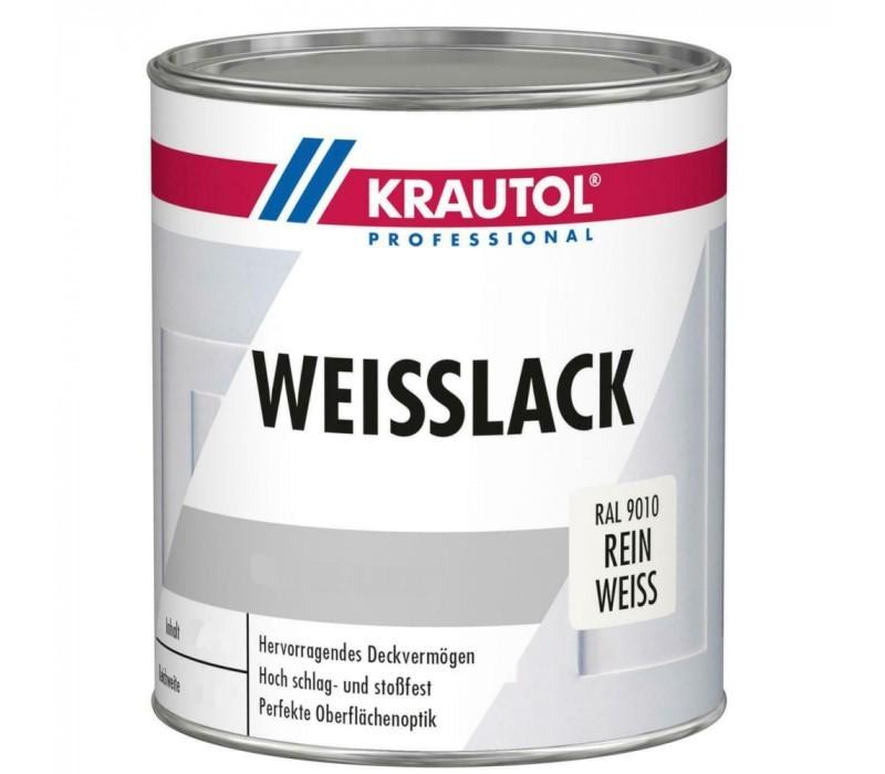 KRAUTOL WEISSLACK | Acryl-Weißlack