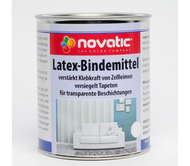 novatic Latex-Bindemittel AW01 - farblos