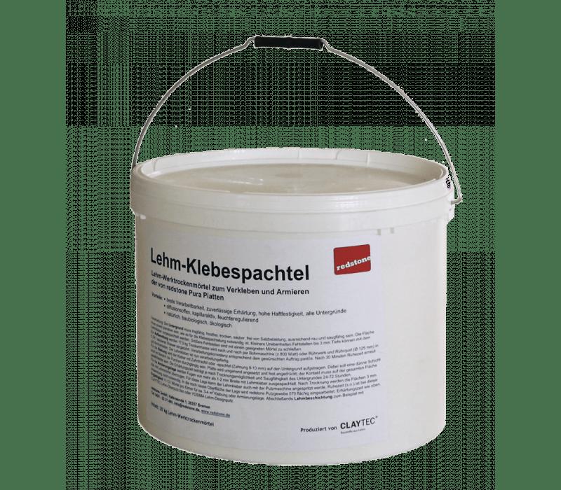 redstone Lehm-Klebespachtel - 20kg