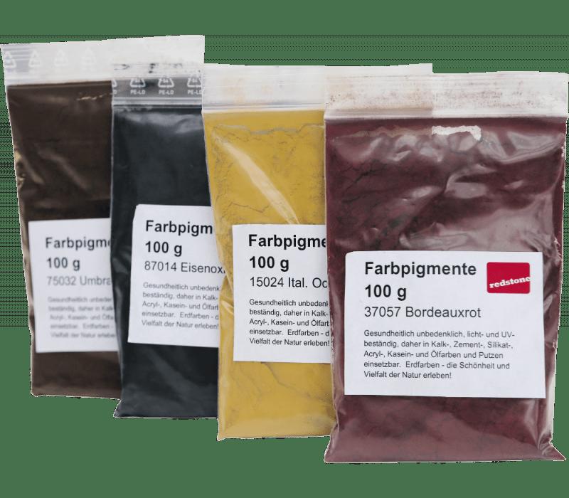 redstone Luno Farbpigmente - 100g