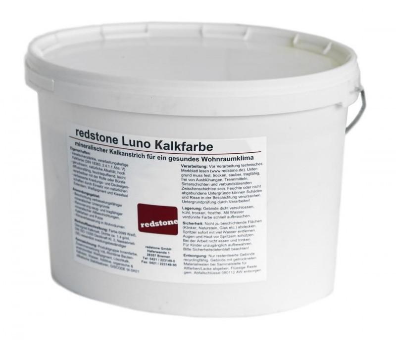 redstone Luno Kalkfarbe
