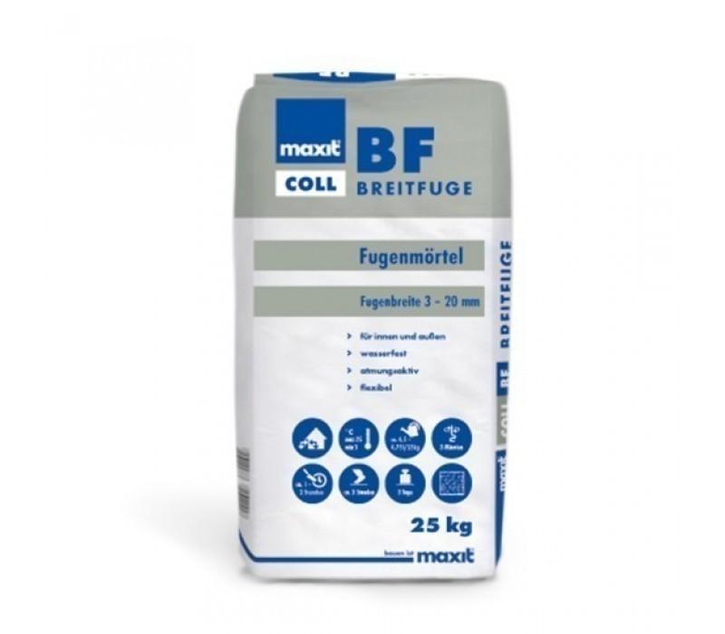 maxit coll BF - Breitfuge, 25kg