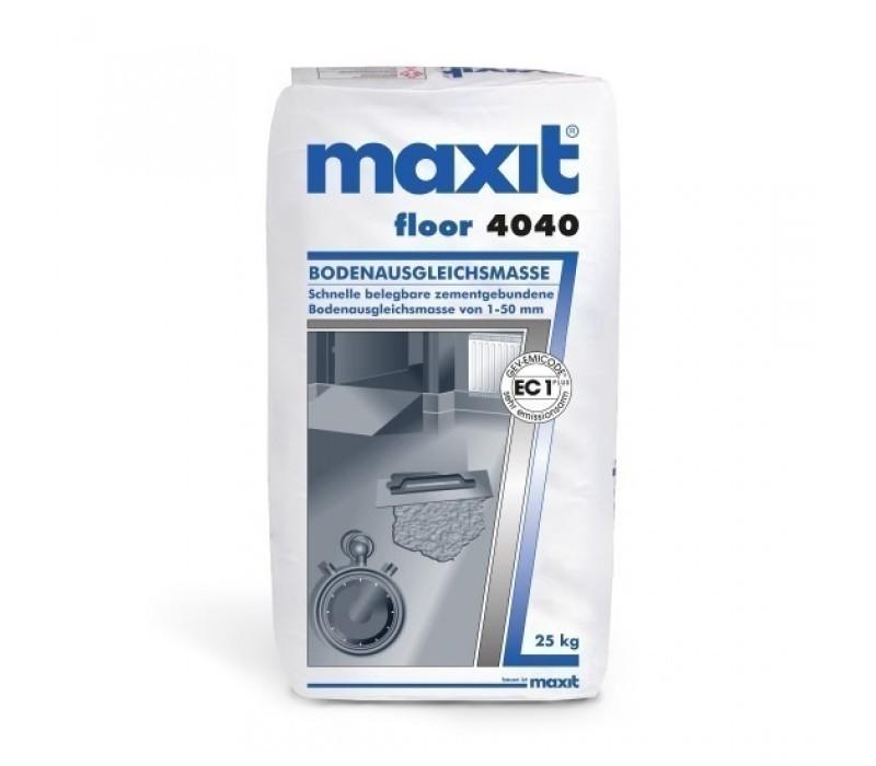 maxit floor 4040 (weber.floor 4040) - Bodenausgleichsmasse, 25kg
