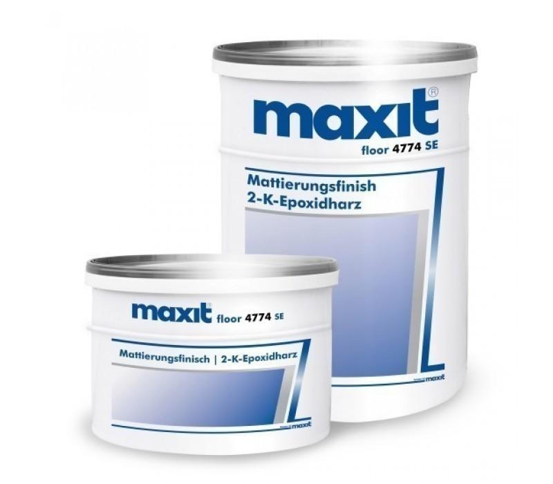maxit floor 4774 N Mattierungsfinish SE (weber.floor 4774) - 2-K-Epoxidharz, 10kg, farbig