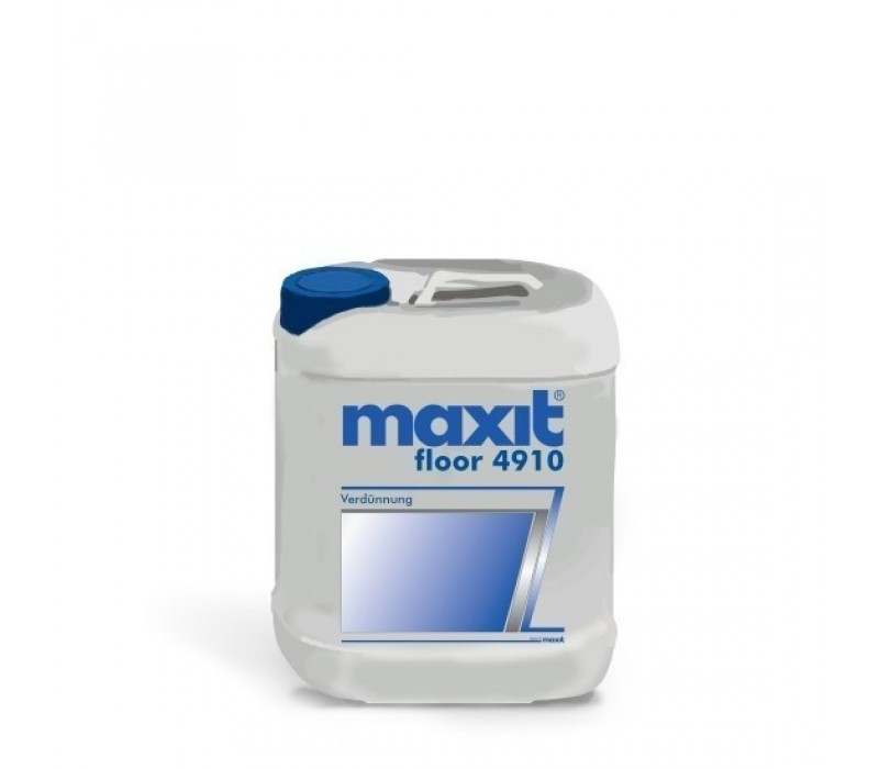 maxit floor 4910 Verdünnung EP (weber.floor 4910) - 10ltr, transparent