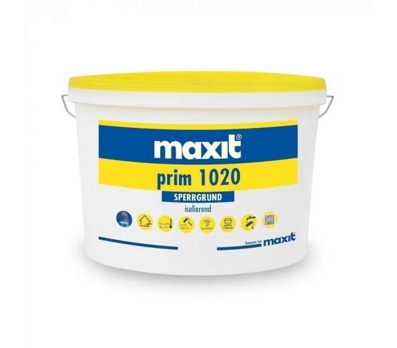 maxit prim 1020 - Sperrgrund