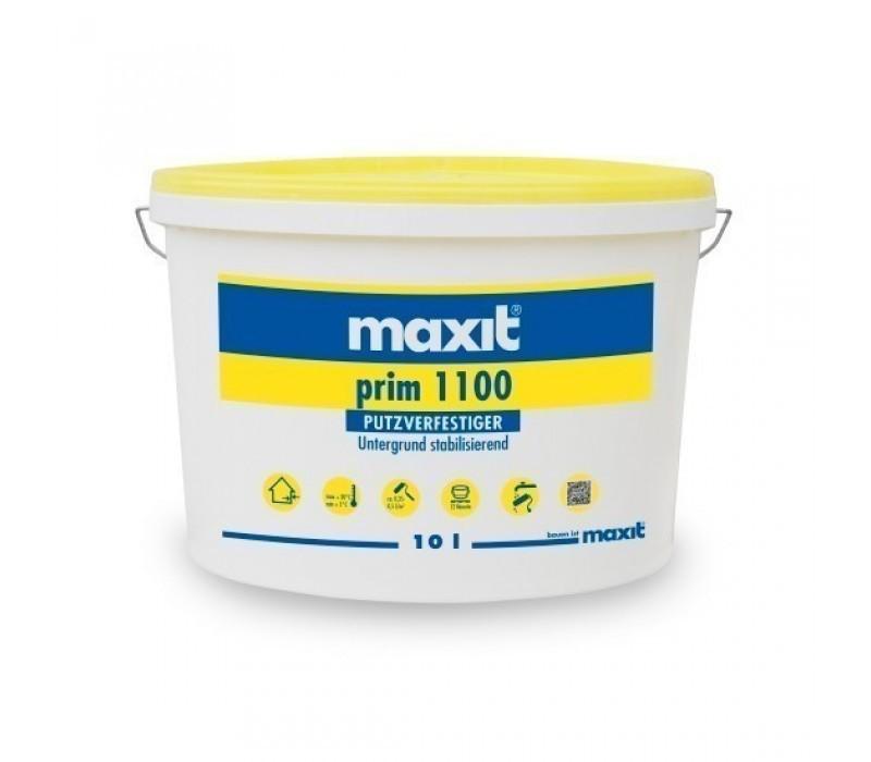 maxit prim 1100 - Putzverfestiger, 10ltr