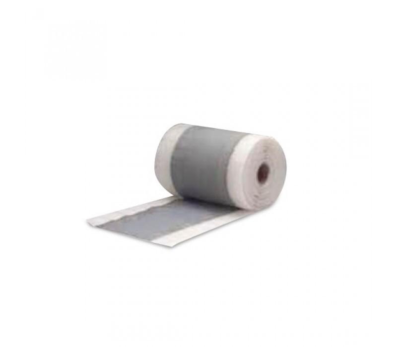 maxit san Fugendichtband, 240mm x 6m, Endstück