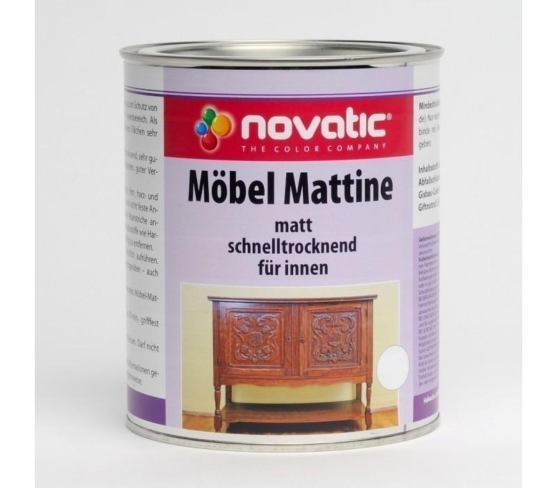novatic NC Möbel Mattine ND10 - farblos