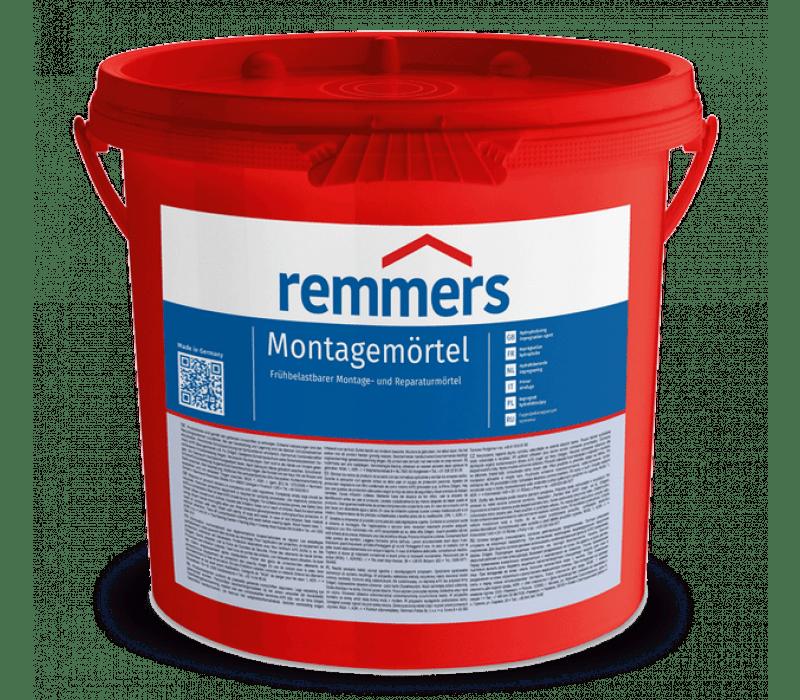 Remmers Montagemörtel - Spezialmörtel