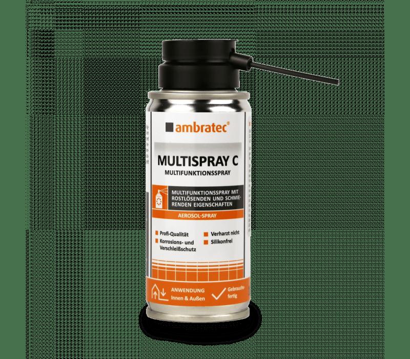 ambratec Multispray C   Multifunktionsspray - 100 ml