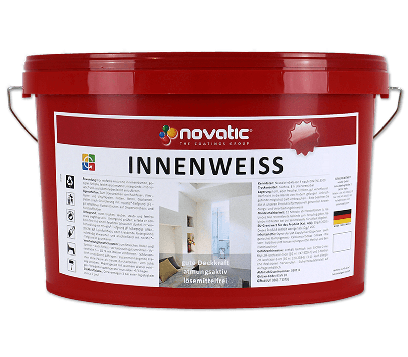 novatic Innenweiß AW51
