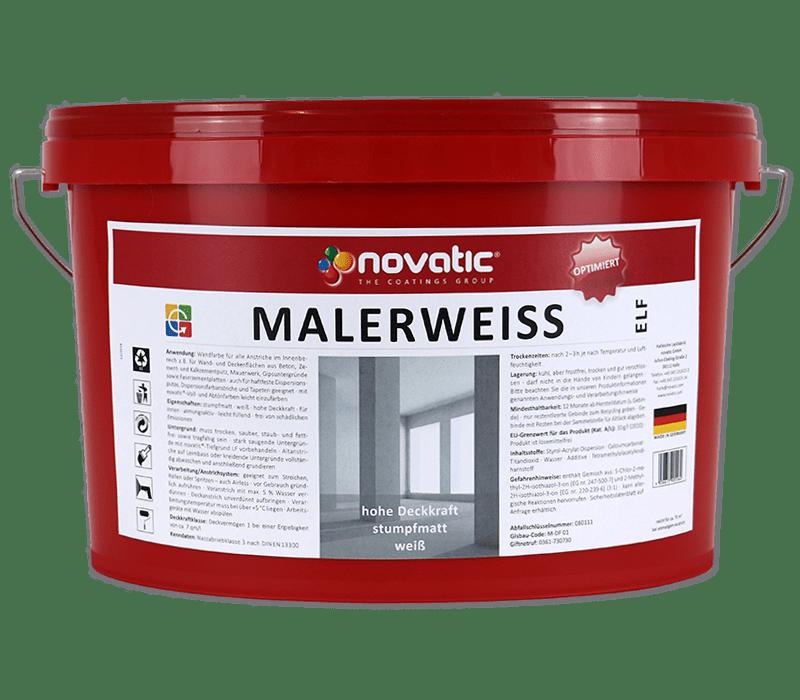 novatic Malerweiß ELF AW12