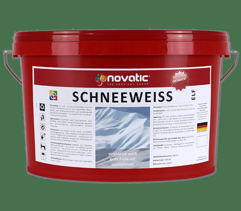 novatic Schneeweiß ELF AW11
