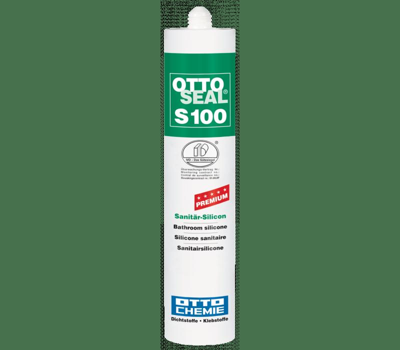 OTTOSEAL S100 - Premium-Sanitär-Silikon, 300ml