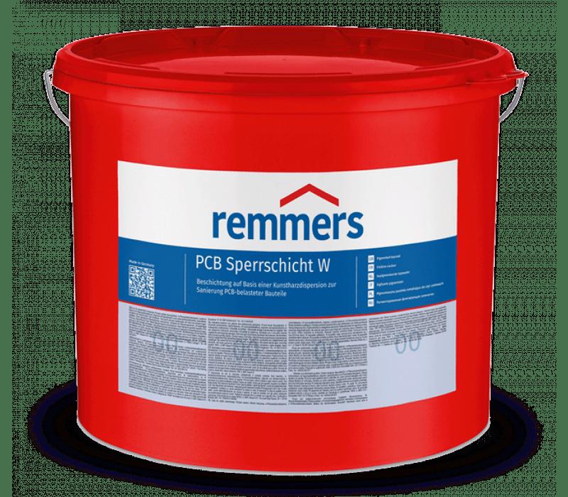 Remmers PCB Coat W | PCB Sperrschicht W - altweiß, 10ltr