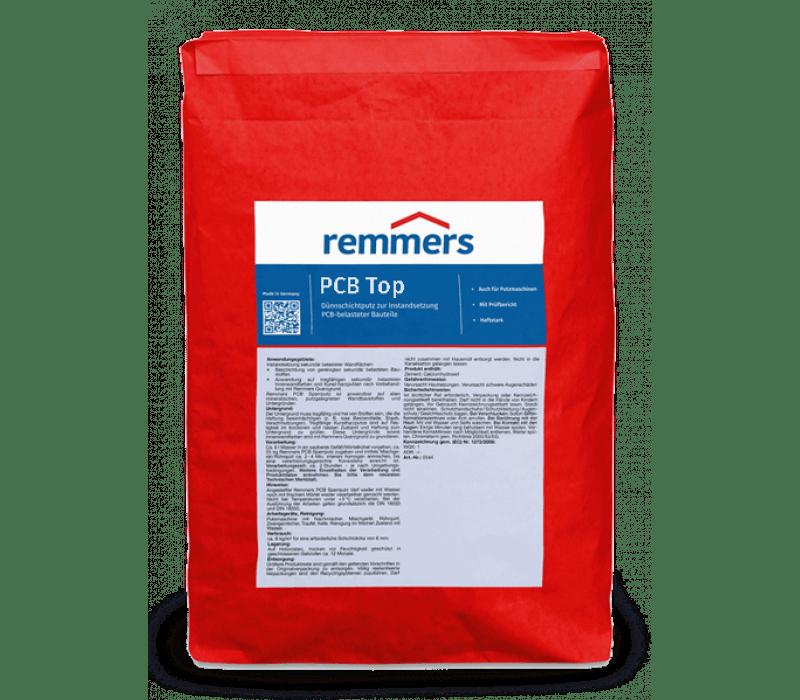 Remmers PCB Top | PCB Sperrputz, 25kg - Dünnschichtputz