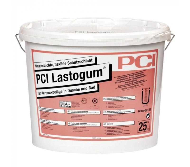 PCI Lastogum weiß - Flüssigabdichtung - 25kg