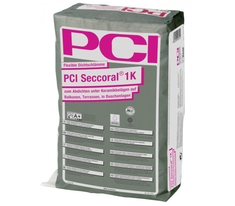 PCI Seccoral 1K - Flexible Dichtschlämme - 15kg