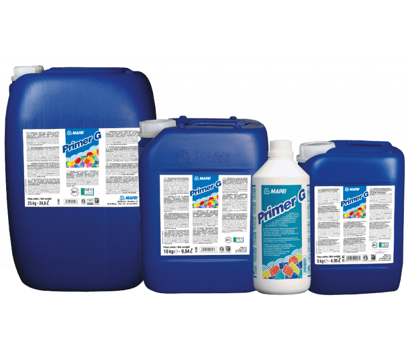 MAPEI PRIMER G - Dispersionsgrund