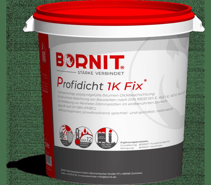 BORNIT Profidicht 1K Fix - Dickbeschichtung - 32 Liter
